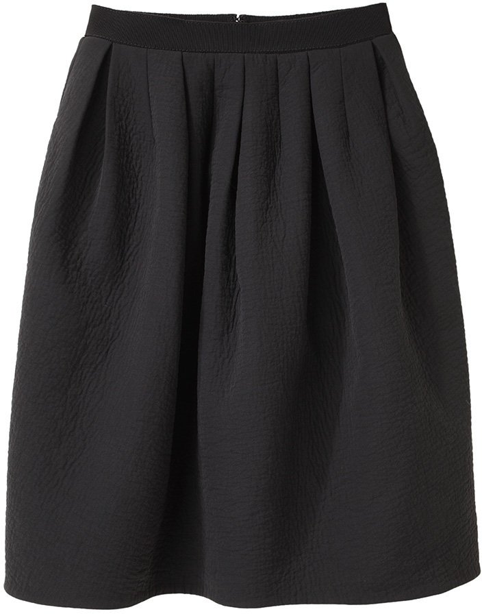 Carven / Quilted Skirt