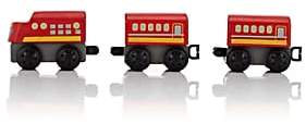Plan Toys WOODEN LOCAL TRAIN