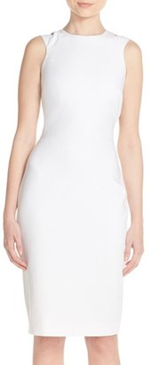 Women's French Connection 'Whisper Light' Cutout Midi Dress $198 thestylecure.com