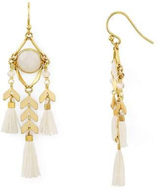 Chan Luu Tassel Drop Earrings