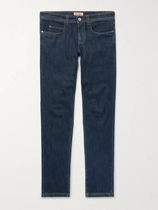 Loro Piana Slim-Fit Stretch-Denim Jeans