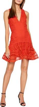 Bardot Fiesta Lace Cocktail Dress