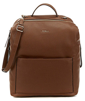 Furla Dafne M Convertible Backpack $498 thestylecure.com