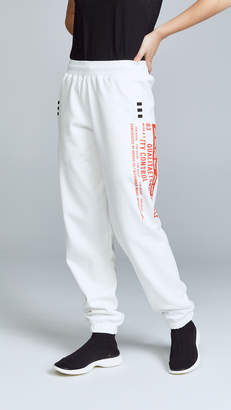 adidas by Alexander Wang AW Graphic Joggers