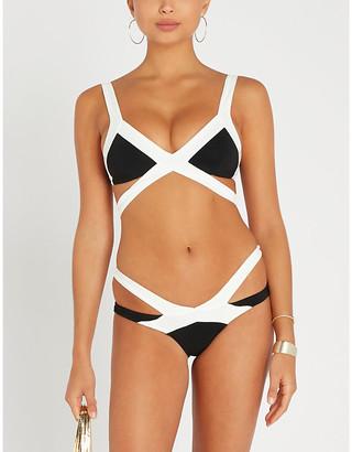 Agent Provocateur Mazzy bikini top