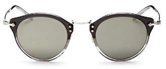 Oliver Peoples Women's Vintage Round Keyhole Sunglasses, 47mm