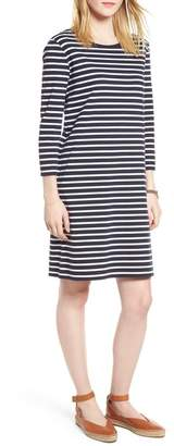 1901 Bow Back Stripe Knit Dress