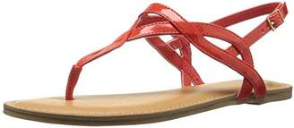 Fergalicious Women's Sunday Flat Sandal