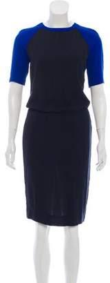 A.L.C. Sheath Midi Dress