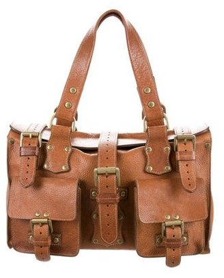 Mulberry Leather Roxanne Bag $345 thestylecure.com