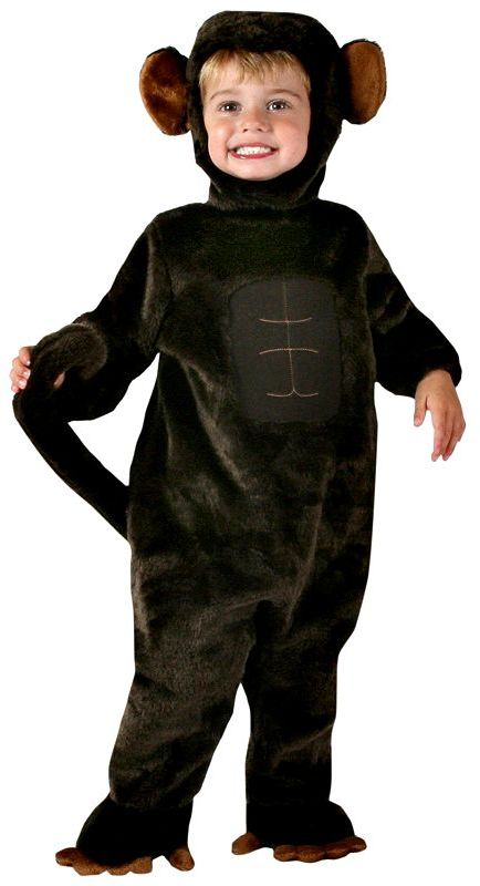 Animal planet™ monkey costume