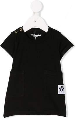 Mini Rodini two-pocket T-shirt dress
