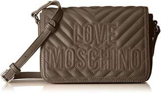 Love Moschino Borsa Quilted Pu, Women's Shoulder Bag,7x15x21 cm (B x H T)