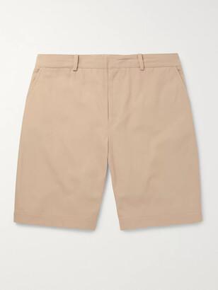 Beams + Kaptain Sunshine Cotton-Twill Shorts