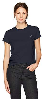 Armani Exchange A|X Women's Core Circular Logo T-Shirt
