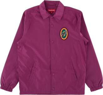 Supreme Spin Coaches Jacket - 'SS 16' - Light Purple