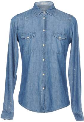 Roy Rogers ROŸ ROGER'S Denim shirts - Item 42680343JX