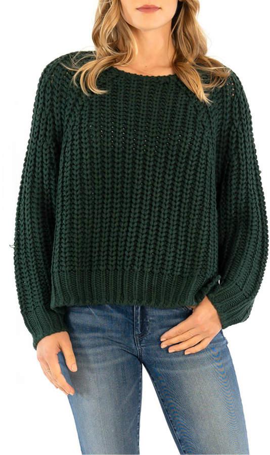 Valeria Chunky V-Neck Sweater