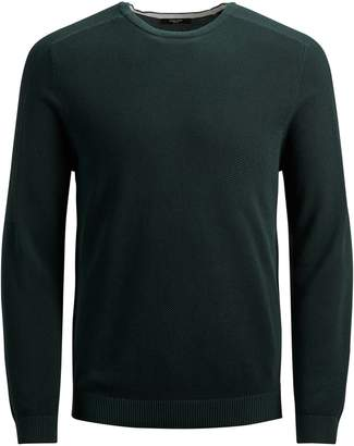Jack and Jones Long-Sleeve Cotton Tee