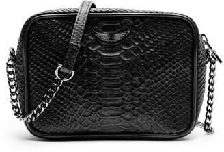 Zadig & Voltaire Xs Boxy Savage Bag