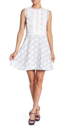 Endless Rose Lace Border Dress