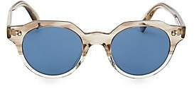 Oliver Peoples Women's Irven 50MM Military Sunglasses