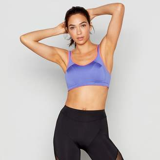 Shock Absorber SHOCK ABSOBER Purple Non-Wired Non-Padded Sports Bra