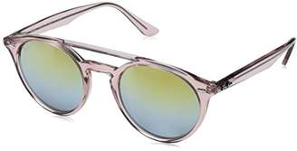 Ray-Ban Injected Unisex Sunglass Non-Polarized Iridium Round