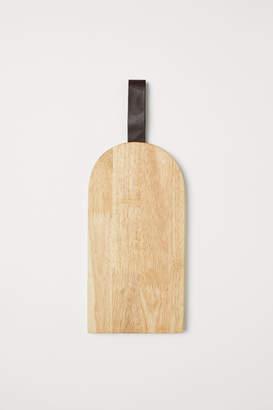 H&M Rubberwood chopping board - Beige
