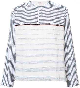 Lemlem mix stripe pullover