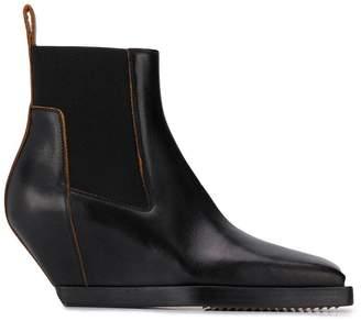 Rick Owens heeled boots