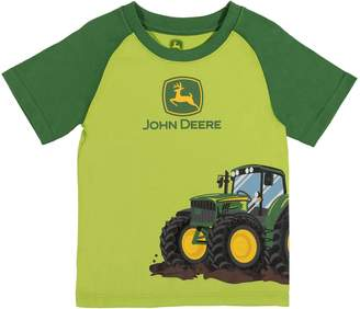 John Deere Toddler Boy Tractor Graphic Tee