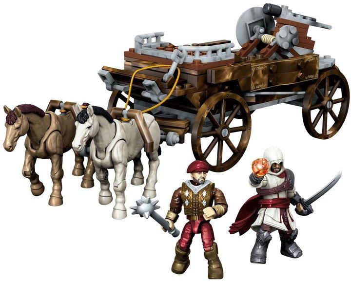 Mega Bloks Assassin's Creed Chariot Chase
