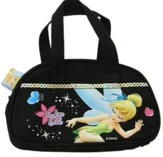 "Disney Disney's Tinker Bell Purse Bag ""Fairy Flight"" Cosmetic Bag - Black"