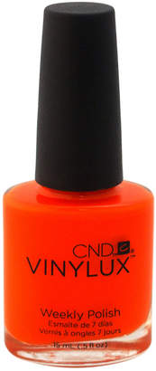 CND Vinylux 0.5Oz Weekly Electric Orange Polish