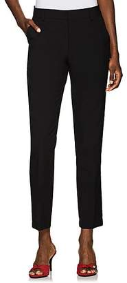 Barneys New York Women's Classic Crop Trousers - Black