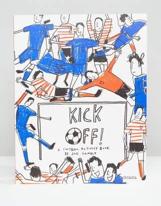 Books Kick Off Soccer Activity Book