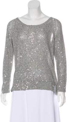 Stella McCartney Sequined Knit Sweater
