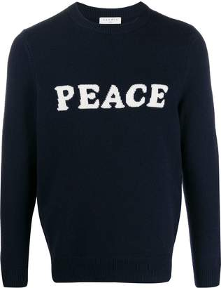 Sandro Paris Peace jumper