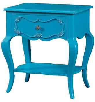 Acme Edalene Nightstand, Turquoise
