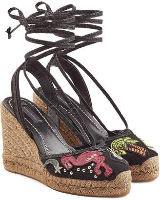 Marc Jacobs Espadrille Wedges