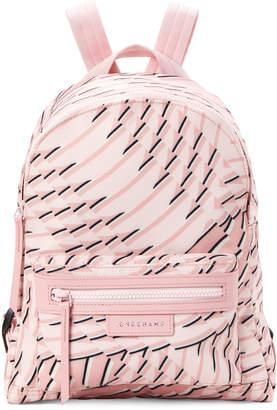 Longchamp Petal Le Pliage Neo Pastel Backpack