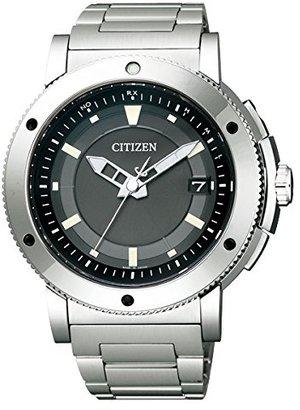 Citizen (シチズン) - シチズン シリーズ8 腕時計 808 エコドライブ電波時計 ダイレクトフライト CITIZEN Siries8 AS7110-55E