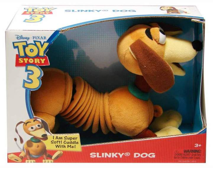 "Disney Pixar ""Toy Story 3"" Slinky Dog Plush"