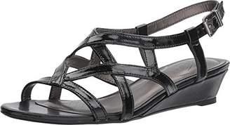 LifeStride Women's Yuppies Wedge Sandal