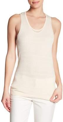 Inhabit Cotton Lace Tank Top