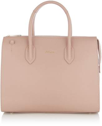 Furla Pin medium top zip satchel