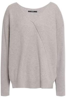 J Brand Ribbed Cashmere Sweater