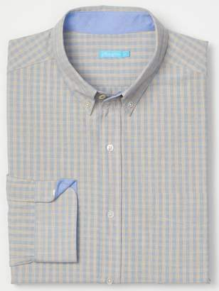 Carnegie Classic Fit Shirt in Gingham