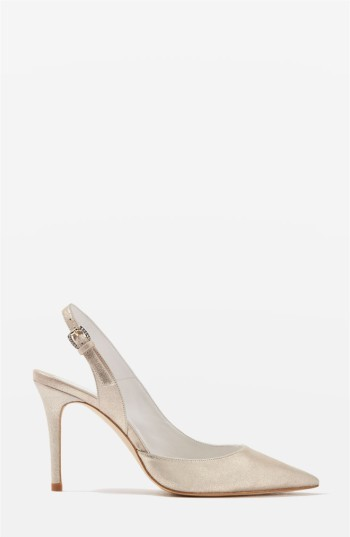 Women's Topshop Bride Bailey Pointy Toe Pumps